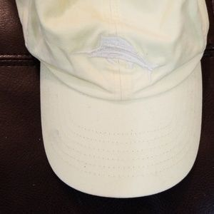 Yellow Tommy Bahama Hat